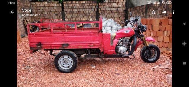 Triciclo sousa carga