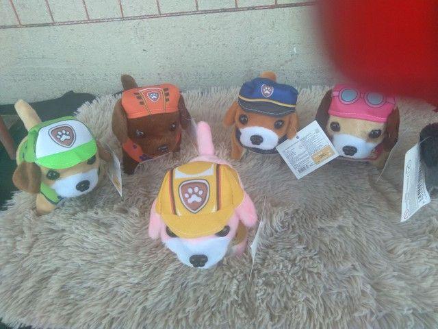 Brinquedo patrulha canina