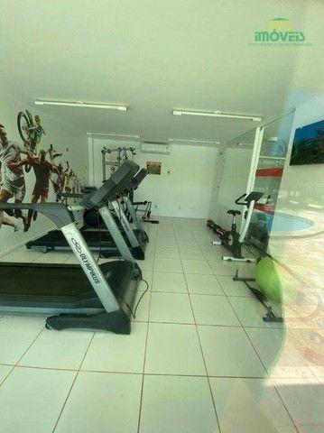 Apartamento com 5 dormitórios para alugar, 126 m² por R$ 4.000,00/mês - Porto das Dunas -  - Foto 20