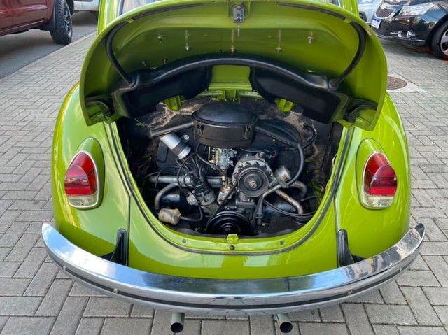 Volkswagen FUSCA 1600 - Foto 14