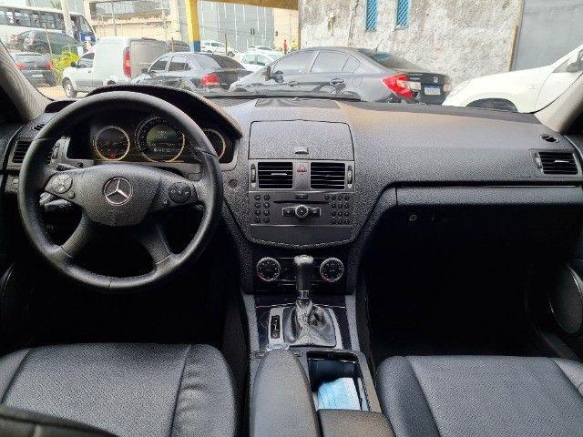 Mercedes-benz C 180 CGI Toda Revisada - Foto 13
