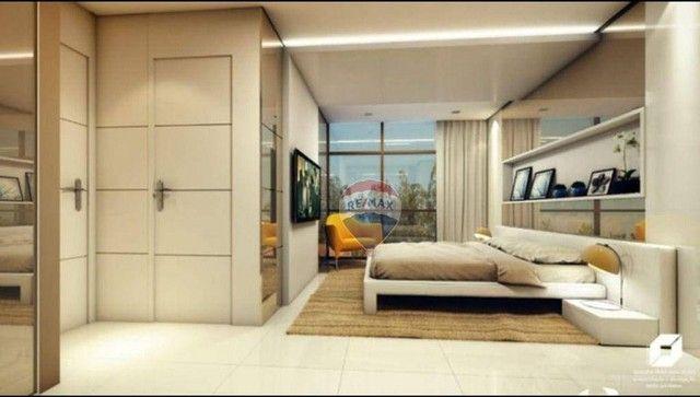 Excelente apartamento à venda, em fase de construção, com 110 m² e área de lazer completa  - Foto 18