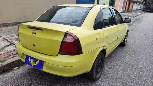 Corsa sedan Premium 1.4 2011 Carro Novo - Foto 7