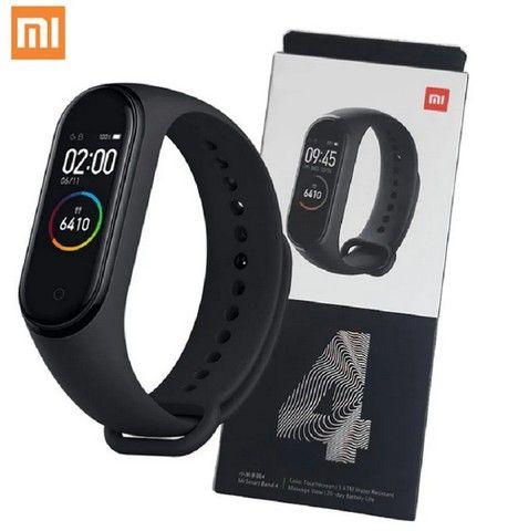 Relógio Pulseira Miband 4 Xiaomi