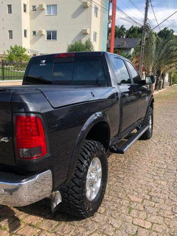 Dodge Ram 2017 Impecável  - Foto 3