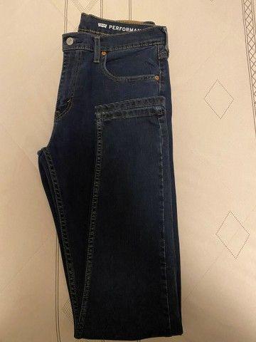 calça jeans levis 512 - Foto 5