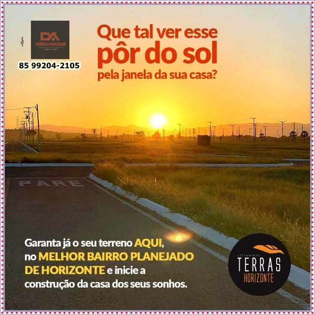 Lotes Terras Horizonte #$%¨& - Foto 5