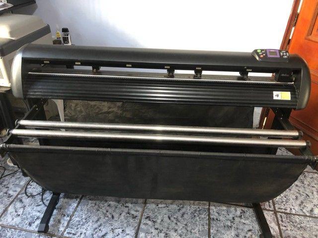 Impressora proter para recortar adesivos  - Foto 2