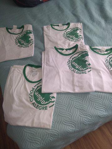 Camisetas Escola Anglo - Foto 2