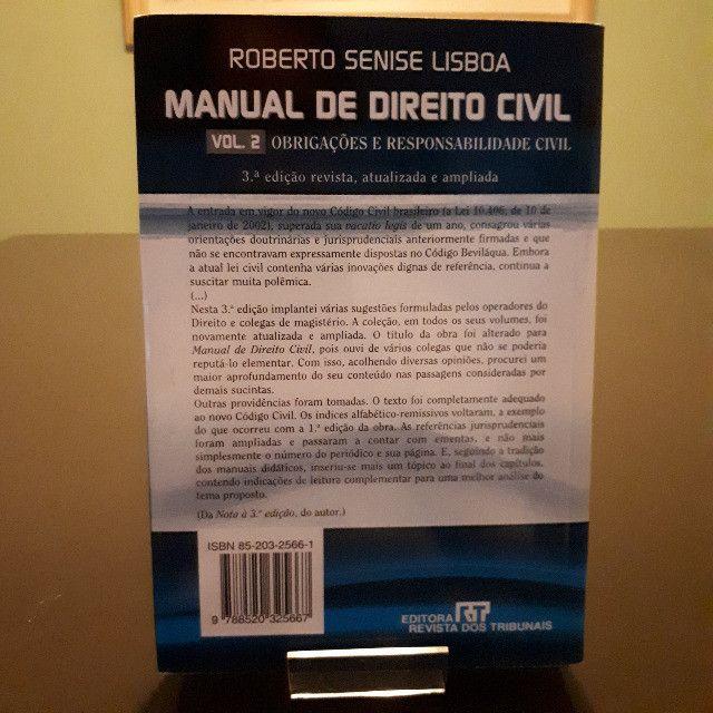 Manual de Direito Civil Vol. 2 - Foto 2
