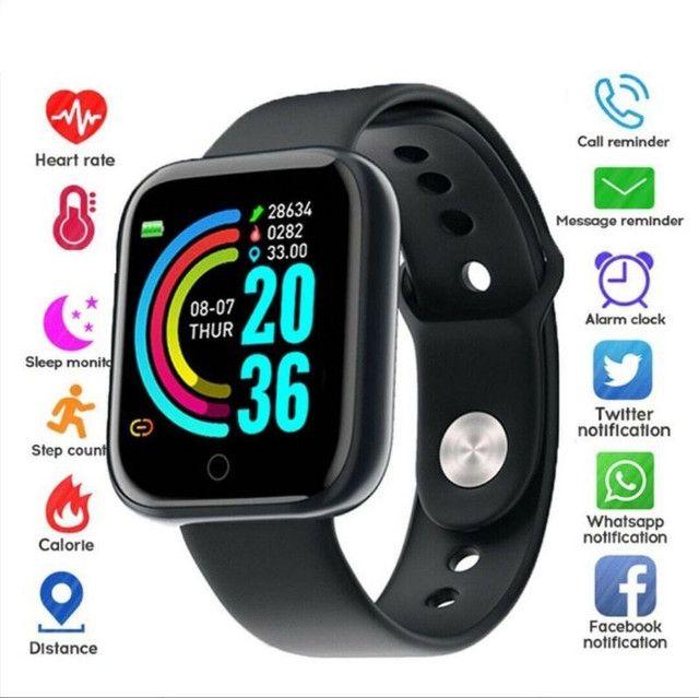 Smartwatch novo a pronta entrega - Foto 2