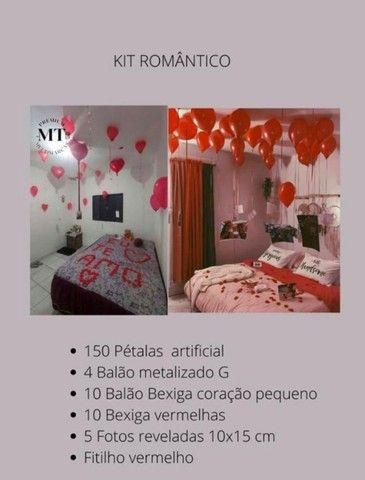 kit surpresa romântica - Foto 3