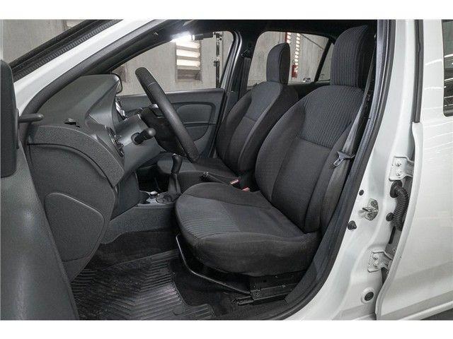 Renault Logan 2020 1.0 12v sce flex life manual - Foto 9