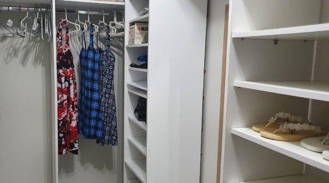 Apartamento em Ponta de Campina com 03 quartos, sala e vaga de garagem - Foto 7