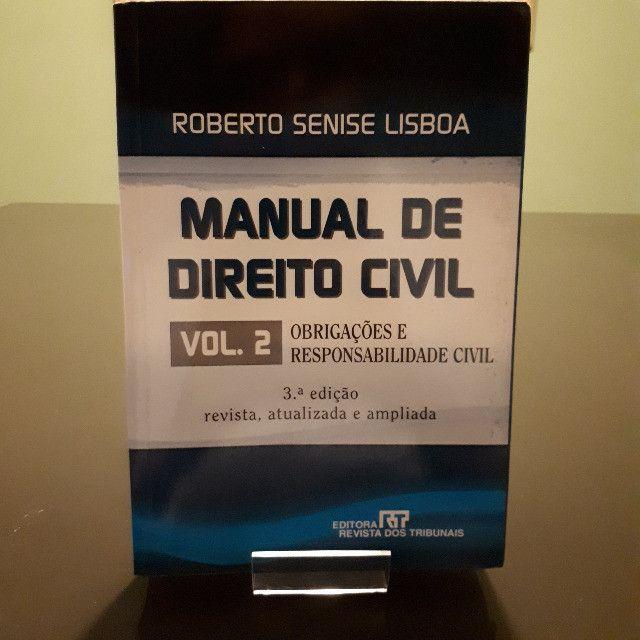Manual de Direito Civil Vol. 2
