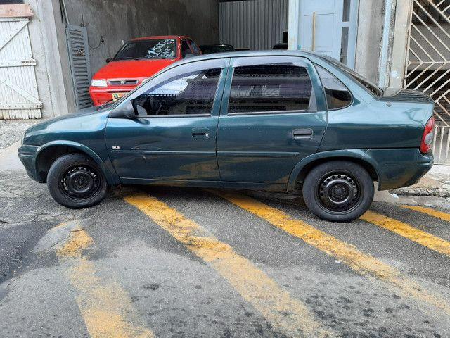 Corsa Sedam G L S 1.6 Entrada R$ 1.500 * Planos Para Negativados - Foto 19
