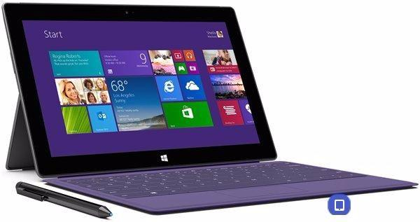Notebook e Tablet Surface RT 64GB
