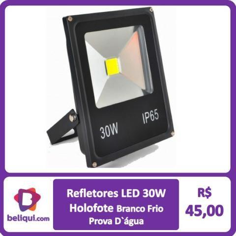 Refletor LED de 30Watts B.Frio Bivolt IP66