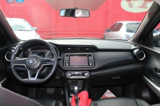 Nissan Kicks SL *Abaixo da Fipe* Ipva2019 e transferencia cortesia - Foto 9