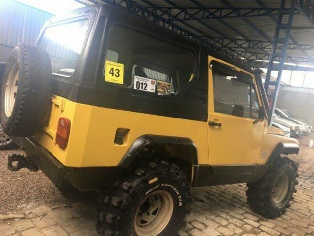 Jeep jpx montez 4x4 preparado para trilha, motor 3.6 a gasolina - Foto 3