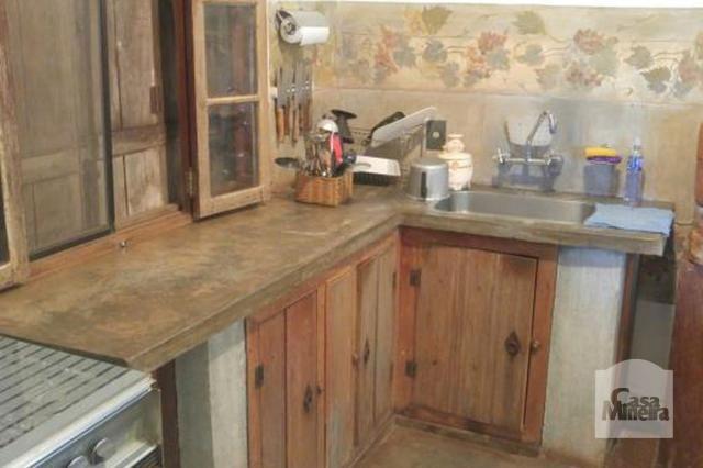 Casa de condomínio à venda com 3 dormitórios em Aconchego da serra, Itabirito cod:114180 - Foto 14