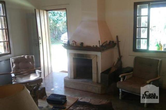 Casa de condomínio à venda com 3 dormitórios em Aconchego da serra, Itabirito cod:114180 - Foto 3