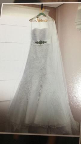 Vestido De Noiva Importado Eua
