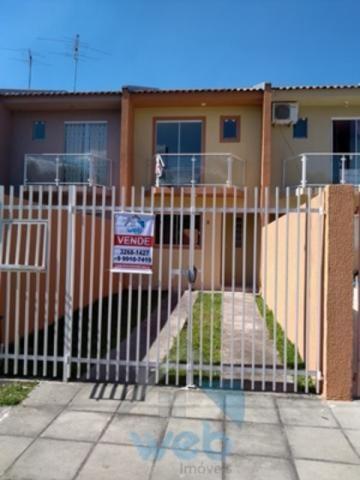 Casa à venda com 2 dormitórios em Vitória régia, Curitiba cod:CA00365