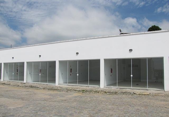 1406 - Loja Comercial para locação em Biguaçu.
