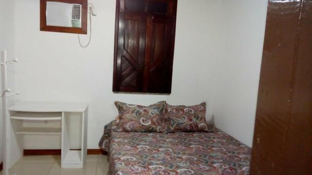 Suite Pontal Itacaré, quarto e sala mobiliado para temporada - Foto 6