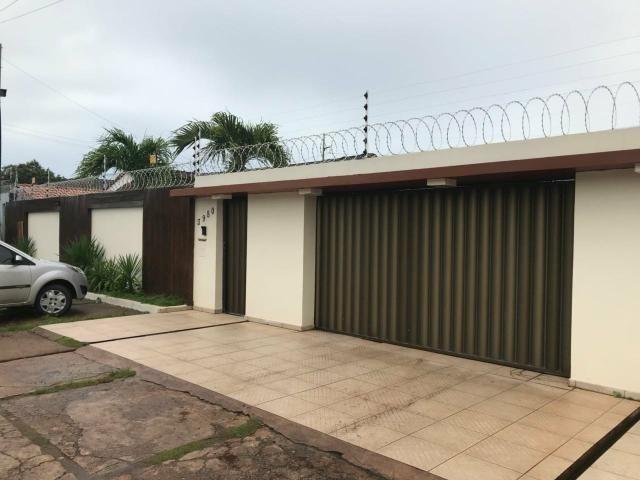 Casa maravilha com dois terrenos no bairro Alvorada