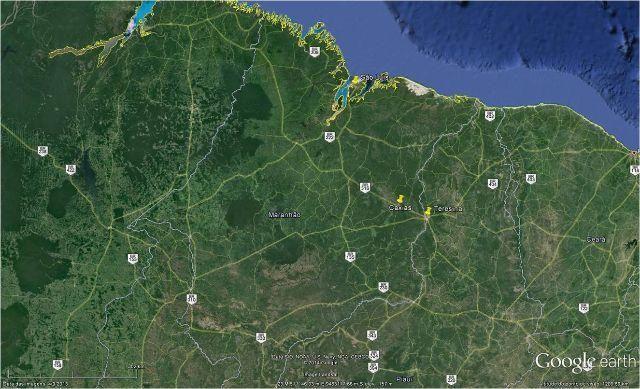 Propriedade de 9 mil HA em Caxias no Maranhão