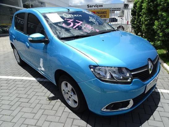 Renault Sandero 2014/2015 1.6 dynamique 8v flex 4p manual