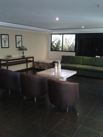 Apartamento, mobiliado em Fortaleza na praia de Iracema - Foto 13
