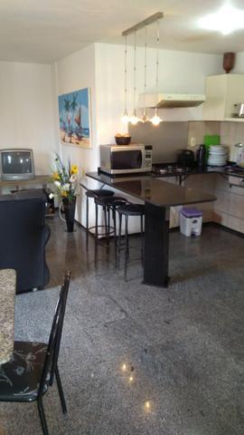 Apartamento, mobiliado em Fortaleza na praia de Iracema - Foto 8