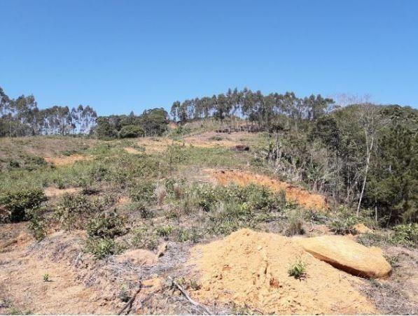 Sítio Localizado na Estrada Geral, Alto Braço Baú, 45 mil m²