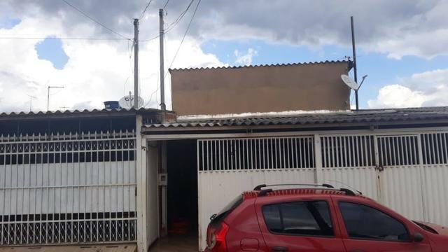 Casa 03 Quartos QR 123 samambaia Sul Aceita Financiamento Fgts - Foto 2
