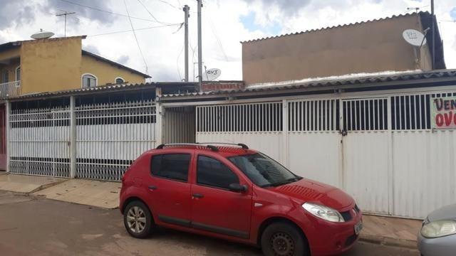 Casa 03 Quartos QR 123 samambaia Sul Aceita Financiamento Fgts