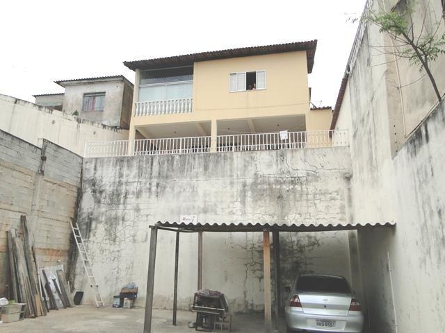 Casa residencial à venda, nossa senhora da glória, belo horizonte - ca0263. - Foto 18