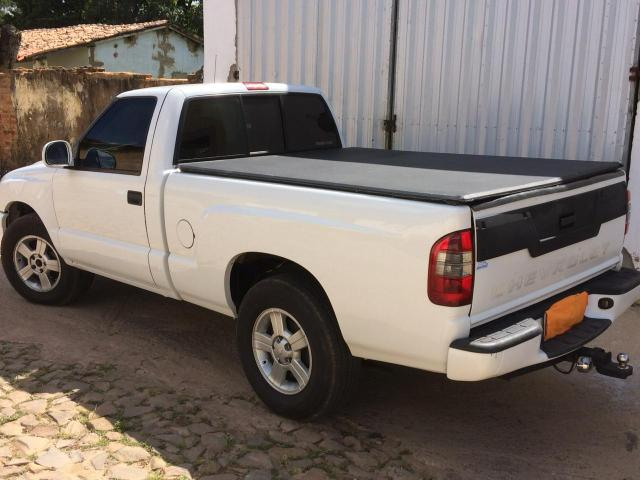 S10 Cabine Simples 4x4