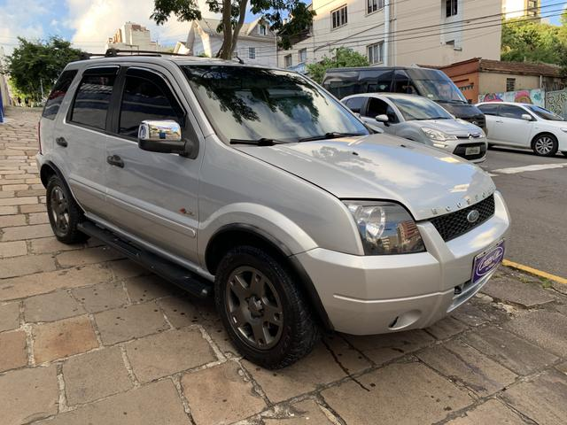 Ford Ecosport 2.0 4x4 Completa 2004 + Kit GNV - Foto 4