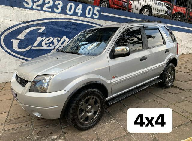 Ford Ecosport 2.0 4x4 Completa 2004 + Kit GNV