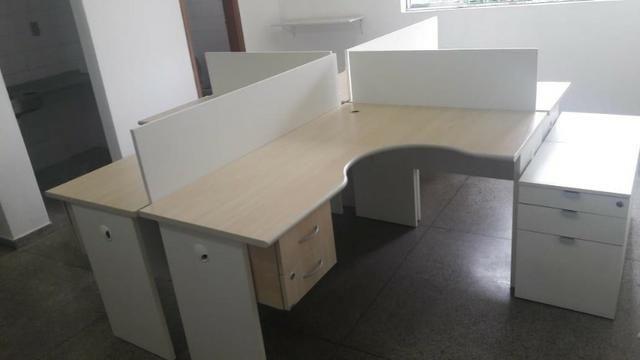 Estação de trabalho escritório - Foto 3