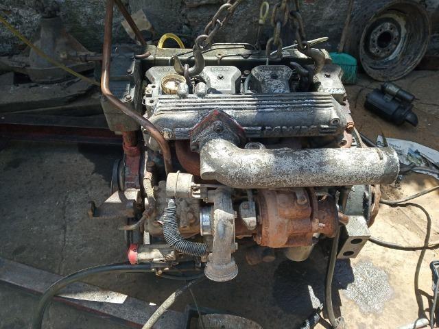 Bloco Limpo do Motor 04 Cil Mwm Série X10 F1000 F4000 - Foto 5