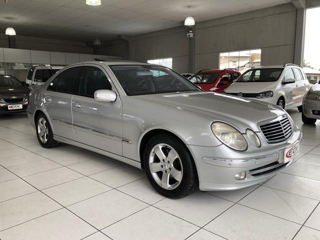 Mercedes-Bens E 320 ano 2004 impecável
