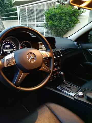 Mercedes C180 Sport 1.6 Turbo - Baixa km - Foto 11