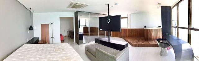 Vendo Cobertura TOP na avenida Boa Viagem com 4 suites - Foto 5