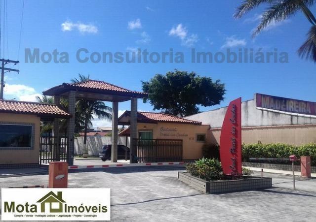 Mota Imóveis - Lindo Terreno 315m² Condomínio Alto Padrão - Praia do Barbudo - TE-112 - Foto 3