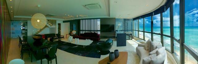 Vendo Cobertura TOP na avenida Boa Viagem com 4 suites - Foto 11