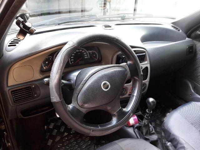 Fiat Palio weekend 2001 (gnv e gasolina) em perfeito estado